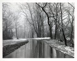 Roanoke River Greenway, Winter